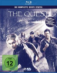 The Quest - Die Serie - Staffel 4  Cover