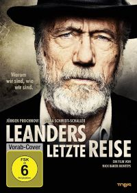 Leanders letzte Reise  Cover