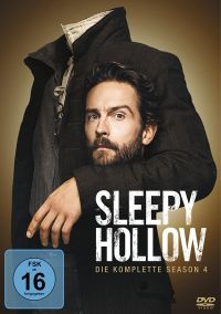 Cover Sleepy Hollow - Die komplette Season 4