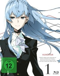 Cover Kiznaiver - Vol. 1
