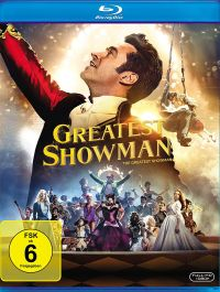 Greatest Showman Cover