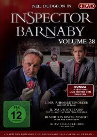 Inspector Barnaby - Vol. 28 Cover