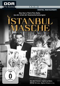 Istanbul Masche  Cover