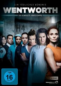 Cover Wentworth - Die komplette vierte Staffel