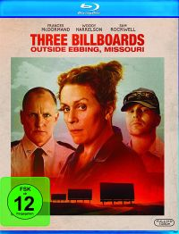 Three Billboards Outside Ebbing, Missouri Cover
