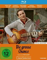Die grosse Chance Cover