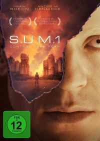DVD S.U.M. 1 - Control Your Fear