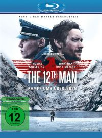 The 12th Man - Kampf ums Überleben Cover