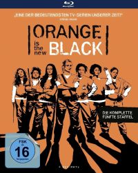 Orange is the New Black - 5. Staffel Cover