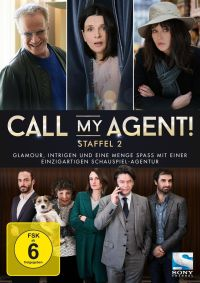 Cover Call my Agent!- Staffel 2