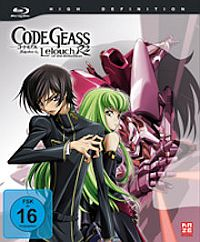 Code Geass: Lelouch of the Rebellion R2 - Staffel 2 Cover