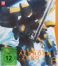 DVD Aldnoah.Zero - 2.Staffel - Vol. 6