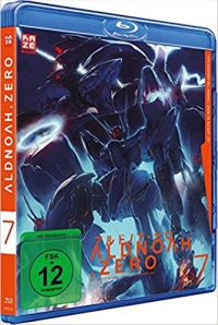 Aldnoah.Zero - 2.Staffel - Vol. 7 Cover