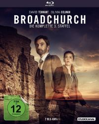 Broadchurch - Die komplette 3. Staffel Cover