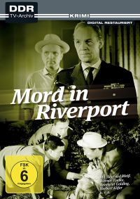 Mord in Riverport Cover
