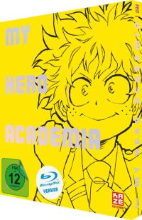 My Hero Academia - Vol. 1 Cover