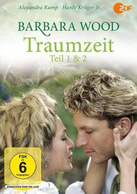 Barbara Wood - Traumzeit Teil 1&2  Cover