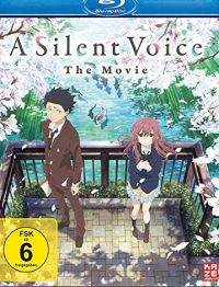 DVD A Silent Voice – The Movie
