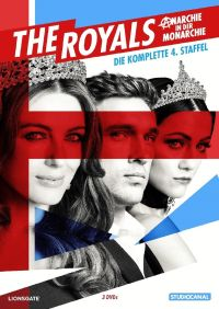 The Royals - Die komplette 4. Staffel  Cover