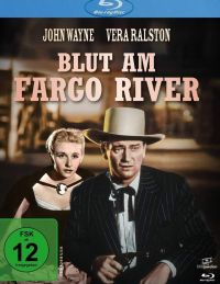 Cover Blut am Fargo River