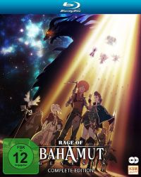 Cover Rage of Bahamut: Genesis