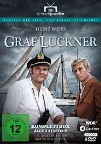 Cover Graf Luckner - Staffeln 1-3