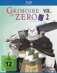 Cover Grimoire of Zero Vol. 2