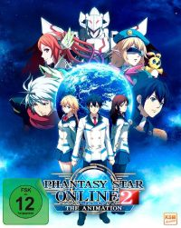 Cover Phantasy Star Online 2 - Volume 1: Episode 01-04