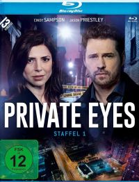 Cover Private Eyes - Staffel 1