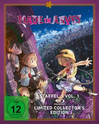 Made in Abyss - Staffel 1.Vol.1 Cover