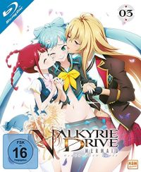 DVD Valkyrie Drive - Mermaid - Volume 3