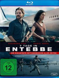 DVD 7 Tage in Entebbe