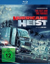 Cover The Hurricane Heist