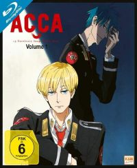 Cover ACCA: 13 Territory Inspection Dept. - Volume 1