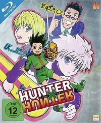 Cover HUNTERxHUNTER - Vol. 1