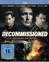 Cover Decommissioned - Anschlag auf Befehl
