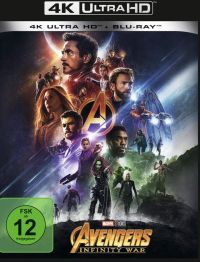 Avengers: Infinity War Cover