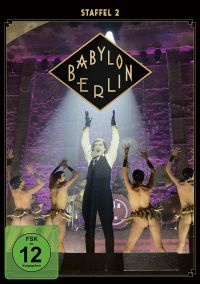 Babylon Berlin - Staffel 2  Cover