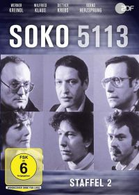 Cover Soko 5113 - Staffel 2