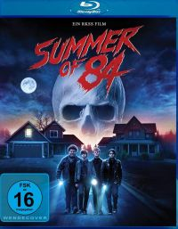 Cover Summer of 84