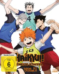 Cover Haikyu!! Season 2 - Vol. 2