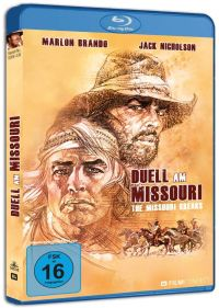 Duell Am Missouri  Cover