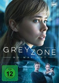 Greyzone: No Way Out - Staffel 1 Cover