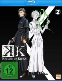 DVD K - Return of Kings - Staffel 2.2