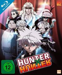 HUNTERxHUNTER - Vol. 2 Cover