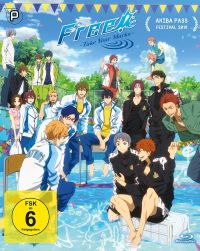 Free! Take your marks Cover