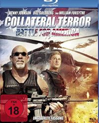 Collateral Terror - Battle for America  Cover