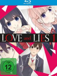 Cover Love and Lies - Vol.1