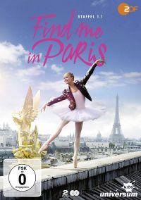 Find me in Paris - Staffel 1.1 Cover