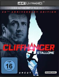 Cliffhanger Cover